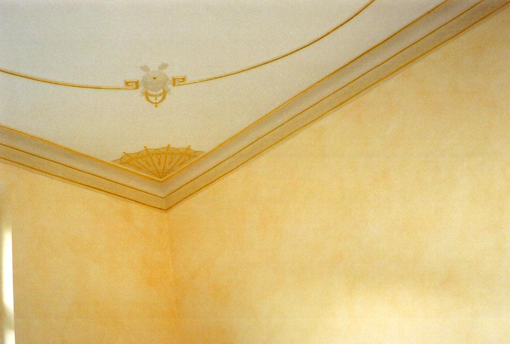 bord ren und ornamentmalerei gemalter t raum thomas. Black Bedroom Furniture Sets. Home Design Ideas
