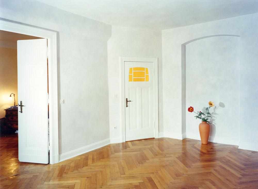 Bord ren und ornamentmalerei gemalter t raum thomas for Raumgestaltung berlin